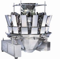 Multi Head Weigher for Automated Weighing