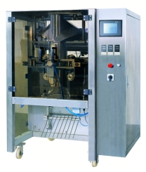 Bagging machines for bag filling