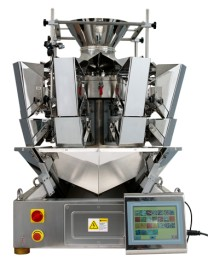 Multihead weigher machine for automated weighing 8 head