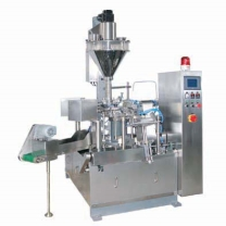 Pouch Doypack Filling Machines with Auger Filler